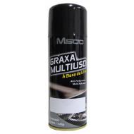 Graxa spray branca multiuso à base de lítio 200ml - M500