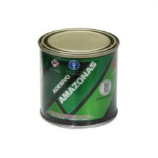 Adesivo universal cola Borracha Couro Madeira e outros 200g - AMAZONAS