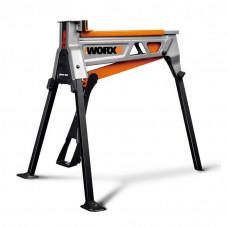 Bancada de Trabalho Multifuncional Portátil Mãos Livres Jawhorse Wx060.1 Worx