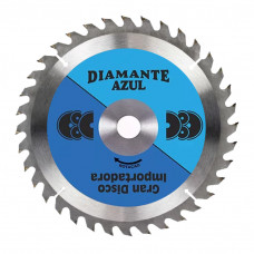 Disco para Madeira Serra Com Vídea 36 Dentes - DIAMANTE AZUL