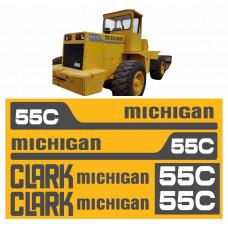 Válvula de Acionamento da Válvula seletora para Michigan 55c