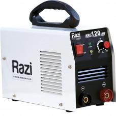 Máquina de solda inversora ARC120 - RAZI