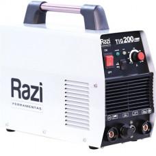 Máquina de solda inversora TIG200A - Razi