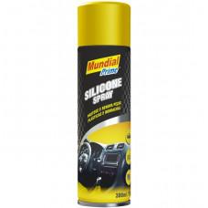 Silicone Spray para carros, móveis, esteira 300ml - MUNDIAL PRIME