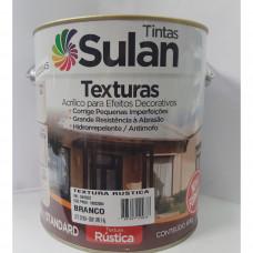 Textura Acrílica Rústica 3,6L - Sulan