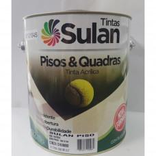 Tinta Acrílica para Pisos 3,6L - Sulan