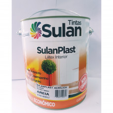 Tinta Latex para interiores 3,6L- Sulan